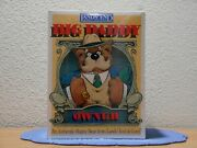 Lands' End Big Daddy Owner Authentic Rugby Bear 1992 Nib