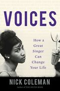 Voices By Nick Coleman Arc Paperback In Stock