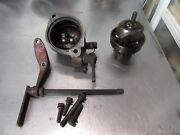 Farmall Cub Ihc Governor Assembly Bolts Complete Spring Bracket Shaft