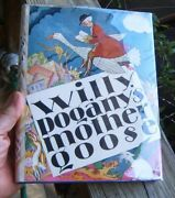 Mother Goose Willy Pogany 1st/1928/w/rare Dj Signed Near Mint