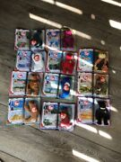 Rare Unopened Legends Collectible Mcdonalds Ty Beanie Babies Complete Set