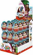 Kinder. Masha And The Bear. Set Of 36 Pieces. Kinder Surprise. Chocolate Eggs.