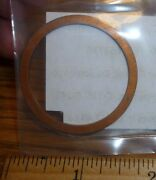 Continental Solid Copper Gasket P/n 531080 / 653736 For C-125 C-145 O-300 Engine