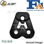 Holderexhaust System For Smartmitsubishi Forfour454m 134.910 Fa1 743-924