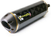 Two Brothers Racing Carbon Fiber M-2 Standard Exhaust Slip-on Systems For Can-am