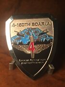 160th Soar A Special Operations Aviation Regiment Challenge Coin