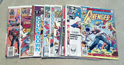 Avengers Lot4.0-9.8vg To Nm/mt17 Issues-marvel-iron Man-thor-captain America