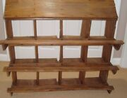 Refinished Antique Chicken Roost / Coop