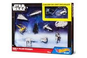 Hot Wheels Star Wars Rogue One Target Exclusive Starship 11-pack Gift Pack Set