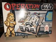 Operation Star Wars Edition Board Game 100 Complete