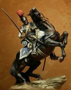 French Horse Carabinier Napoleonic Wars Painted Toy Soldier Pre-sale | Museum