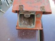 1973-1987 Chevy Gmc C/k 10 Or 20 Truck Under Dash Ash Tray Housing And Insert