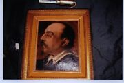 Original Antique Oil Painting From Germany Possible Portrait Of Vladimir Lenin