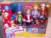 Simpsons Family Christmas Interactive Environment