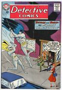 Detective Comics 1937 320 Vg+ 4.5 The Mummy Crime-fighters