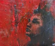 Guy Denning - We Watched It Come Down Original Canvas