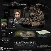Shadow Of War Mithril Edition Xbox One New Sealed Sold Out