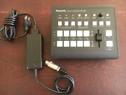 Panasonic Compact Live Switcher Aw-hs50n - Excellent Condition