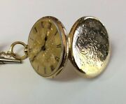 Antique Watch 18k Gold Watchmaker To The Queen - Dent London