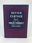 Unused Olympia Le Tan And039better Clothes For Your Moneyand039 Book Clutch