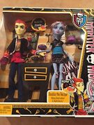 Monster High Heath Burns And Abbey Bominable Dolls Home Ick Double The Recipe 2 Pk