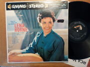 Rca Victor Dg Lp Record Stereo Lsp 1895/lena Horne/songs By Burke And Van Heusen