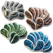 Golf Iron Head Covers 9 Pcs Pack Club Pu Leather For Titleist Ping Callaway