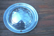 Oe 15 Inch Wheelcover 1949-50 Plymouth, Kinda Ratty, Usable, Mancave Or Spare