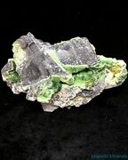 Top Collector___great Luster___huge Extremely Rare Wavellite___arkansas