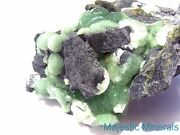 High End___top Collector___great Luster___extremely Rare Wavellite___arkansas