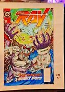 The Ray 13 The Cover +3m And All 24 Interior Pages Colorguide Production Art-1995