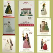 Gone With The Wind Movie Hallmark Ornament Choice Of Year