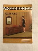 Workbench Magazine May-june 1968 Very Good Condition Please See Pics