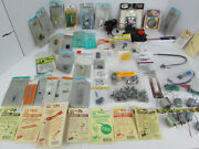 Large Lot Of Nos And Used Toy Train Accessory Replacement Parts Motors Electronics