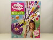 Crayola Creations Thread Wrapper | Wrap Anything With Custom Color Thread | New