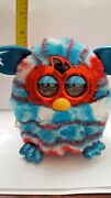 Furby Hasbro Festive Holiday Red/white/blue American Flag Sweater Edition Ag