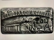 Not Very Scarce Fantasy 1852 Wells Fargo And Co Express Ingot Bar Look And Learn