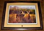 Hayden Lambson Signed Limited Edition Print Suspicions Of Fall 113 Of 2100
