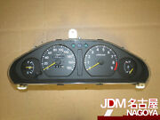 Jdm Toyota Levin Ae111 4age 5 Speed Gauge Cluster Speedometer M/t 83200-1e590