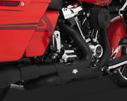 Vance And Hines Power Dual Header Pipe Harley Touring 2017-2018