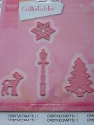 Marianne Collectables - Christmas Village Decorations - Col1330 Cards Scrapbook