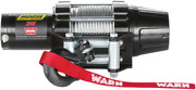 Atv / Utv Winch - 3500 Lb With Synthetic Rope Moose 4505-0723