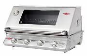 Beefeater Signature Series Bbq 4-burner Built-in Gas Grill