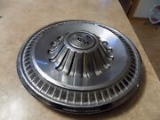 1965 1966 Ford Galaxie Hubcap Wheelcover Center Cap Antique Vintage