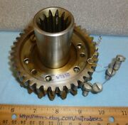 Lycoming P/n 67610 Gear Assembly Starter Drive Aviation / Aircraft