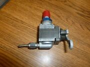 Hughes 269 P/n 269a-4589 Primer Control Valve W/ Control Arm And Fitting Aviation