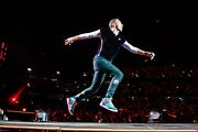 Chris Martin Replicated Coldplay T-shirt Only Size S Available Last Models