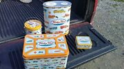 Unopened Tonka Toys Collectable Tins -popcorn-cookies- Candy