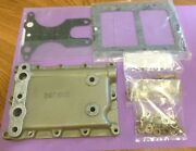Tcm / Continental Adapter Plate Kit, Oil Cooler - Ready To Install Aircraft
