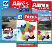 All The Aires France North And South 3rd Motorhome Campervan Vicarious Books Media